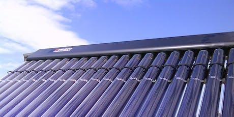 Solar Heat Working Group tickets