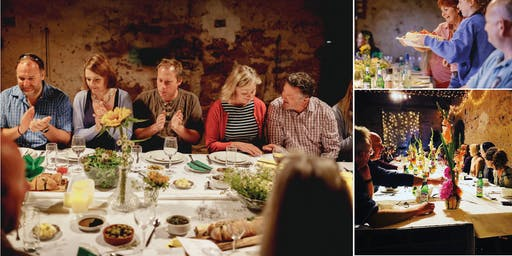 Roddy's Rustic Restaurant. Our Harvest Feast - a Pop Up Event