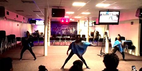 Afro Fusion Dance & Fitness - Block of 4 Classes  tickets