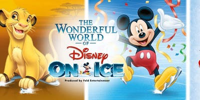 The Wonderful World of Disney on Ice Event Parking