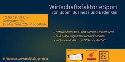 Wirtschaftsfaktor eSport - von Boom, Business & Bedenken