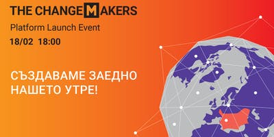 The Changemakers Platform - Launch Event