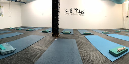 Turtle Yoga Friday Sessions 10.15am-11.15am