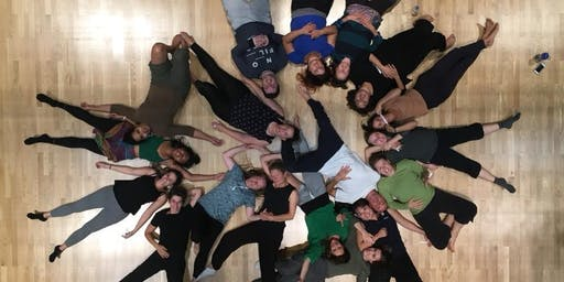International Inclusive Dance Summer Intensive 2019 with Adam Benjamin