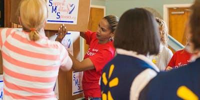 Goldsboro Delivery Party Volunteers