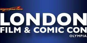 LONDON Film & Comic Con SUMMER 2019