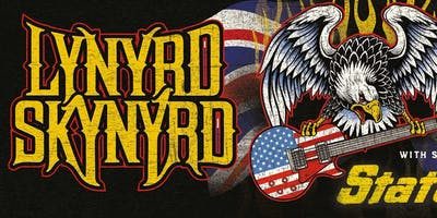 Lynyrd Skynyrd With special guests Status Quo Event Parking