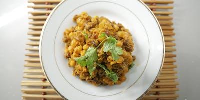 Express Cooking Masterclass - 2.5 hour Indian cookery class
