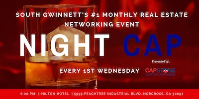 NIGHTCAP #1 Monthly Real Estate Networking Meetup