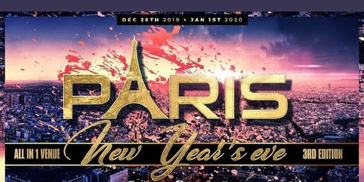 PARIS KIZOMBA NEW YEAR'S EVE 3