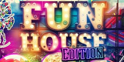 Issa Vibe x Carribean Society - Freaky Fridays Fun House Edition