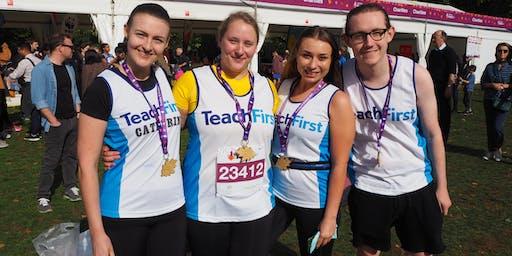 Royal Parks Half Marathon 2019 - Teach First Charity Entry