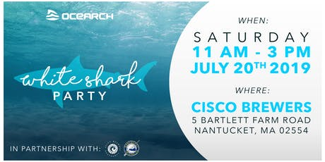 White Shark Post-Race Triathlon Party at Cisco Brewers! tickets