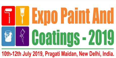 Expo Paint & Coatings-2019 tickets