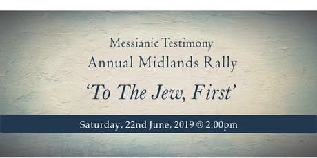 Messianic Testimony Annual Midlands Rally tickets