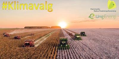 Klimavalg - Temaaften om landbrug