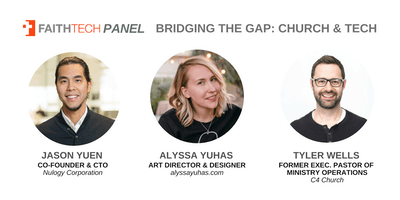 Bridging the Gap: Church & Tech Panel