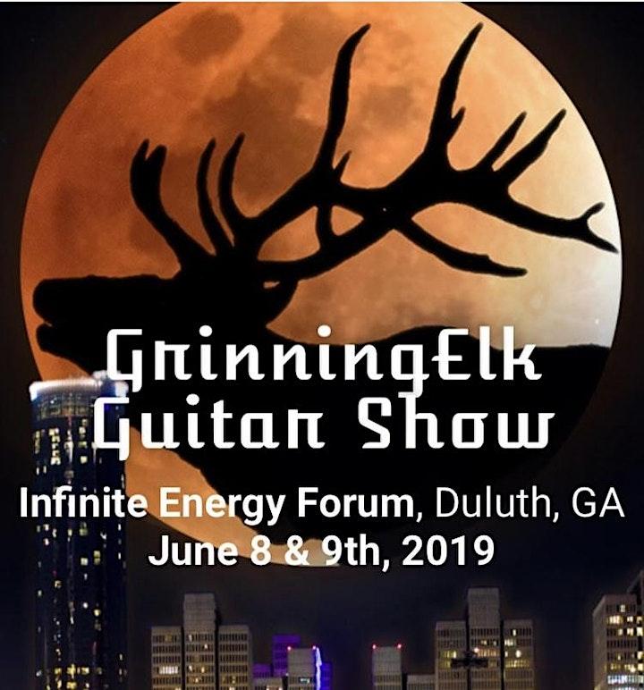 GrinningElk Guitar Show image