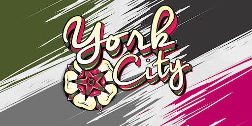 York City Roller Derby vs South Jersey