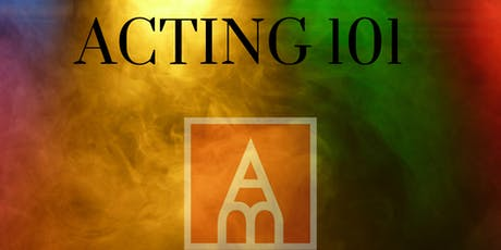 Acting 101 Camp tickets