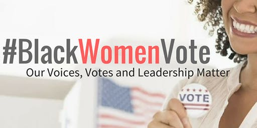 Women of Color Roar 2020 - From the Ballot Box to the White House