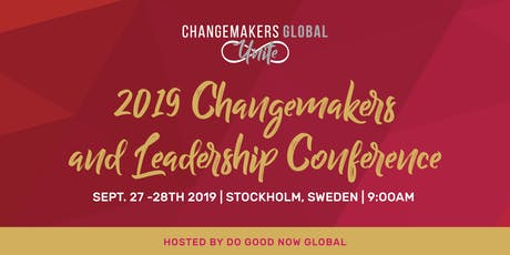 Changemakers Global Unite tickets