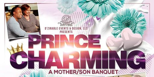 Prince Charming: A Mother/Son Gala