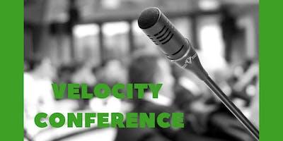 Velocity Conference with Volunteer Sudbury