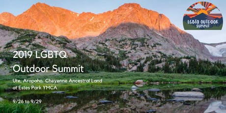 2019 LGBTQ Outdoor Summit tickets