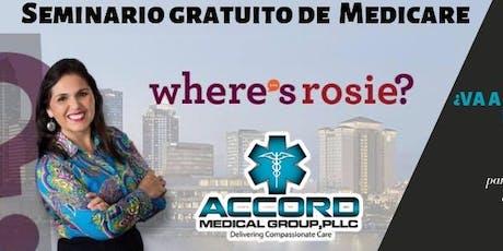 Free Medicare Seminar / Seminario Gratuito de Medicare (Hosted by Accord) tickets