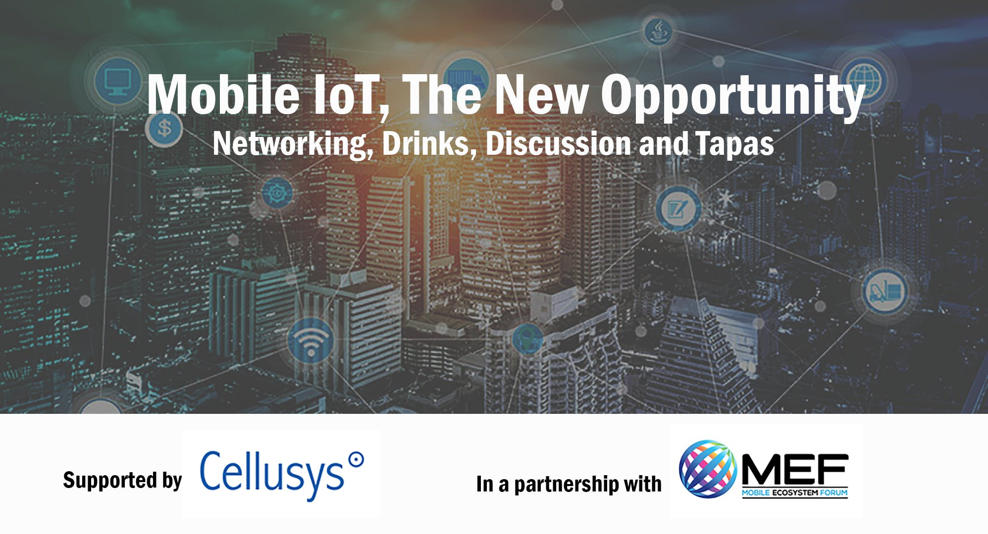 Mobile IoT, The New Opportunity - Networking,
