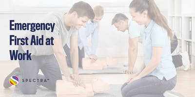 QNUK Level 3 Award in Emergency First Aid at Work