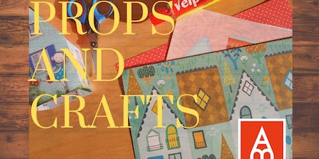 Props and Crafts Camp tickets