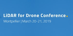 LiDAR for Drone Conference powered by YellowScan -...
