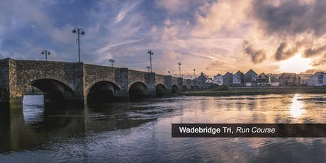 Wadebridge Triathlon: The Camel - Cornish Tri Series V tickets