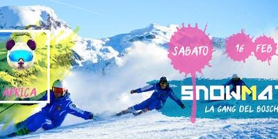 Uscita snowMates sulla neve di Febbraio: Aprica! Bus da BG e MI