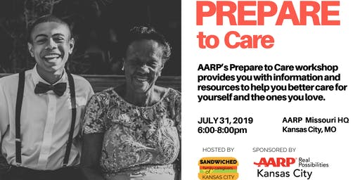 Prepare to Care Workshop - Kansas City, MO