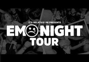 The Emo Night Tour: San Francisco