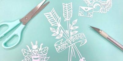 Papercutting Workshop