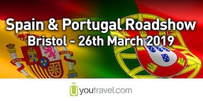 Youtravel Spain Portugal Roadshow Bristol