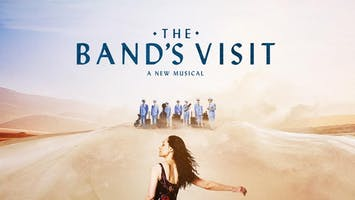 The Band's Visit at the Kennedy Center - Last 3 Spots!