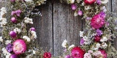 March Wreath Workshop