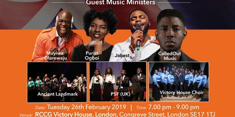 RCCG UK Central Office Events | Eventbrite