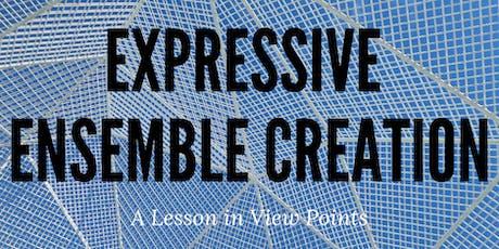 Expressive Ensemble Creation Camp tickets