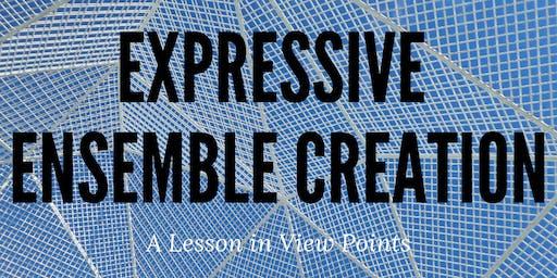 Expressive Ensemble Creation Camp