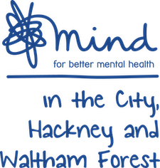 Mind in the City, Hackney and Waltham Forest logo