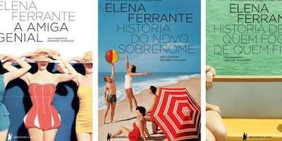 Lamparina apresenta: POP Clube do Livro - edição de verão Elena Ferrante