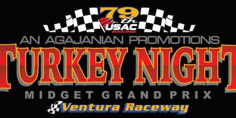 79th Annual Turkey Night Grand Prix tickets