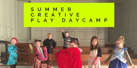 AMOC Summer Creative Play Day Camp tickets