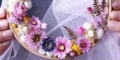 April Wreath Workshop
